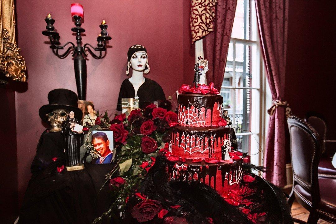 New Orleans Voodoo Wedding