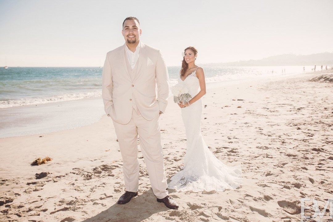 Santa Barbara Beach Wedding 32